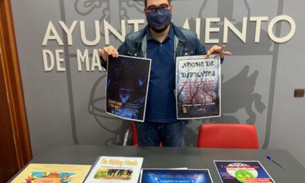 Un taller de inglés, teatro, un 'scape room'… Juventud llena de actividades el mes de octubre