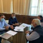El alcalde de Martos valora positivamente la predisposición de la Junta para desbloquear el proyecto de la EDAR