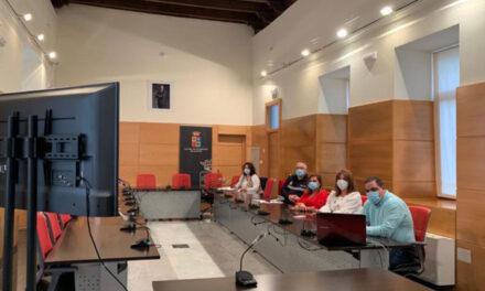 El Ayuntamiento de Martos actualiza el convenio suscrito con Interior sobre el sistema VioGén
