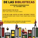 Martos celebrará el Día Internacional de las Bibliotecas