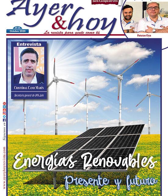 Ayer & hoy – Jaén – Campo de Oro – Revista Octubre 2020