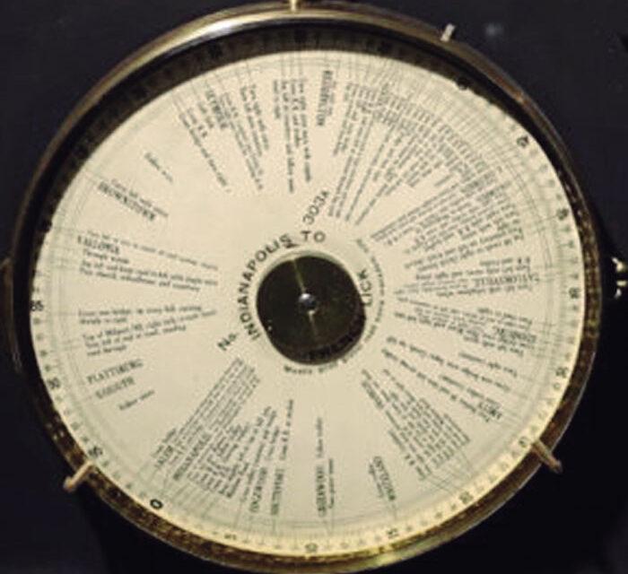 ¿Cómo era el primer GPS de la historia?