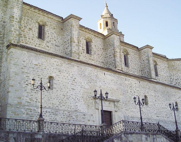 Iglesia de la Asunción de Villacarrillo