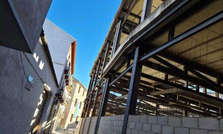 El Ayuntamiento avanza para conseguir de la Junta la parcela del antiguo Palacio de los Uribe para la construcción del Museo de la Ciudad de Jaén