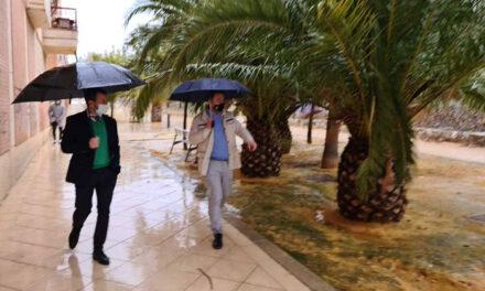 El Ayuntamiento de Jaén acometerá a principios de 2021 el proyecto de adecuación del Parque Fuente de la Mimbre