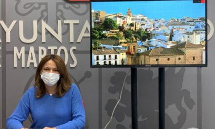 Martos acoge el próximo martes el foro de inversión 'Invest in Cities'