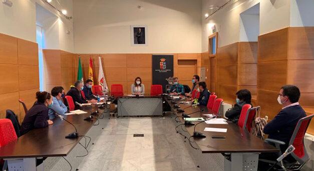 Valoración positiva de las medidas frente al coronavirus en el Comité de Seguridad y Salud Laboral