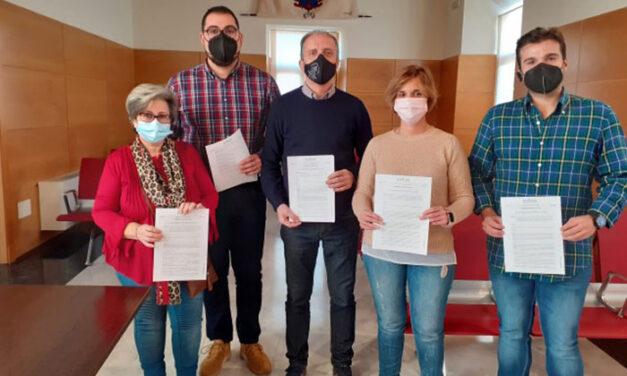 El Ayuntamiento de Martos subvenciona con siete mil euros doce proyectos frente al Covid 19 de asociaciones locales