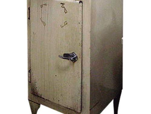 Breve, y fría, historia del frigorífico