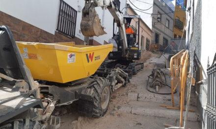 El Ayuntamiento de Jaén proyecta el arreglo del acerado en 22 calles de la ciudad con una inversión de 380.000 euros