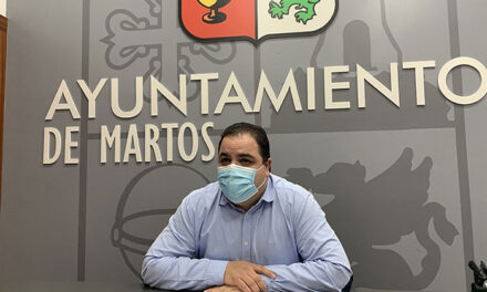 El alcalde de Martos presenta un presupuesto municipal equilibrado y con una importante apuesta social que asciende inicialmente a 24 millones