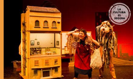 Teatro familiar en el Álvarez Alonso: Debajo del tejado