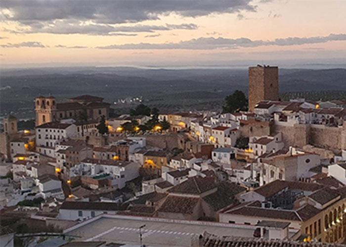 El Ayuntamiento de Martos confía en que el proyecto de 'Ciudad Amable' se ponga en marcha en breve