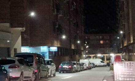 El Ayuntamiento de Jaén realiza mejoras en la iluminación de equipamientos y calles con criterios de eficiencia y ahorro energético