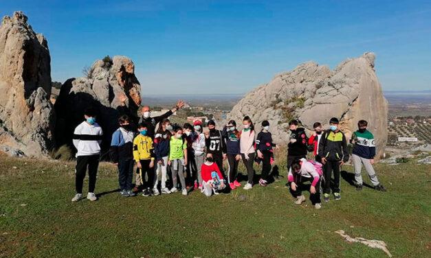 Un millar de escolares han participado desde que comenzó el curso en el Aula de Educación Ambiental del Ayuntamiento de Jaén