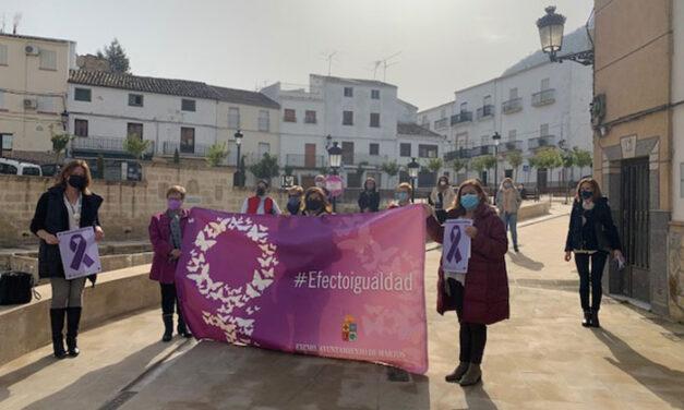 Mensajes en pasos de peatones, una exposición de pintura o el concurso de 'hashtag', entre las actividades de Igualdad para celebrar el Día de la Mujer