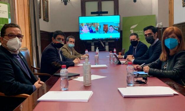 El Ayuntamiento de Martos forma con Diputación y consistorios una alianza municipalista para defender los intereses jiennenses