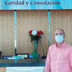 José Paulano Martínez, director de la fundación y residencia Caridad y Consolación