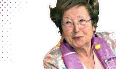 El Ayuntamiento de Jaén, la Diputación, la UJA y la Junta organizan un programa de actividades en homenaje a Pilar Palazón en el primer aniversario de su fallecimiento
