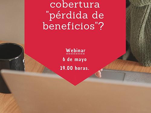 AJE Jaén organiza el webinar ¿Se puede acoger tu empresa a la cobertura «pérdida de beneficios»?