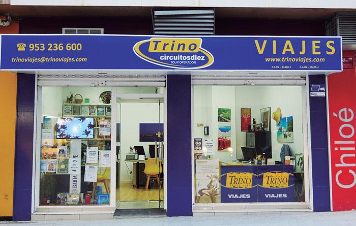 Trino Viajes, 36 años de confianza entre los jienenses