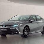 Nuevo Toyota Camri Hybrid Electric, más dinámico y con tecnologías renovadas