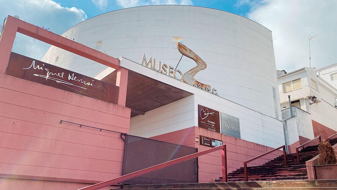 Museo Zabaleta y Miguel Hernández-Josefina Manresa