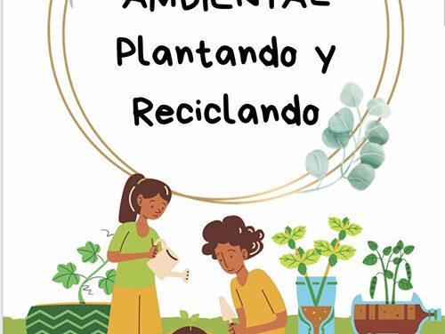 El Ayuntamiento de Jaén acerca el mundo de las plantas y el valor de la sostenibilidad a los más pequeños a través del Taller ambiental 'Plantando y Reciclando' dirigido a los centros educativos