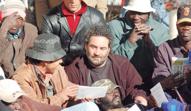 Jesús Hidalgo Álvarez, activista social pacífico por la Justicia y los DDHH, de los Animales y de la Naturaleza