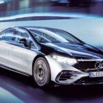 Nuevo EQS Mercedes: el primer automóvil de lujo eléctrico