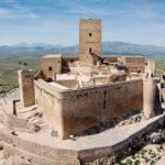 Castillo de Alcaudete. Poliorcética Medieval Calatrava en tierra de fronteras