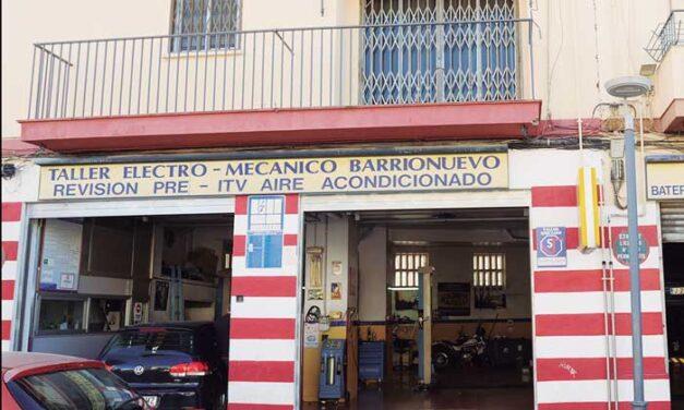 Taller mecánico Barrionuevo, toda una vida entre motores