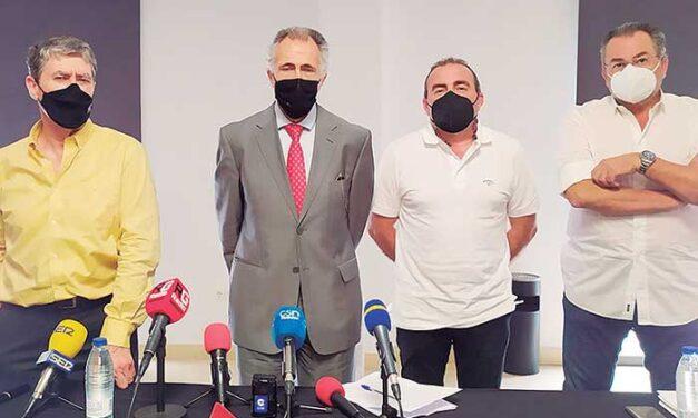 'Fomento y Promoción del Real Jaén SL' intenta hacerse con el club