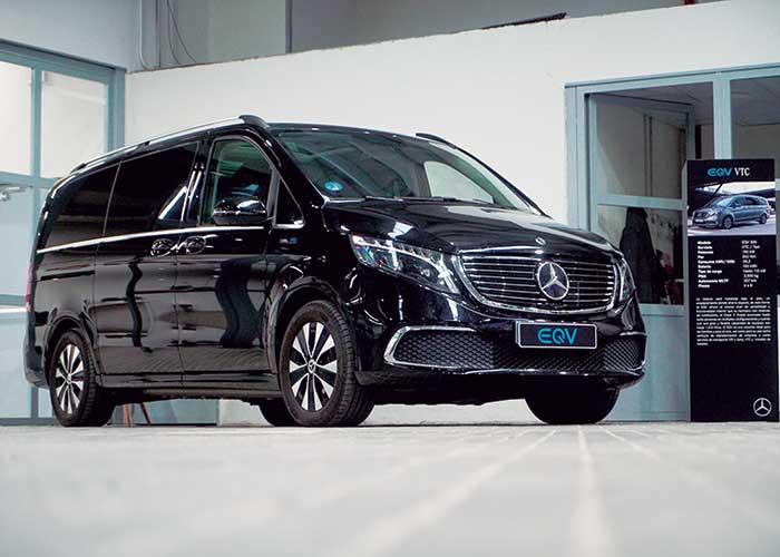 Soluciones a medida y liderazgo en Mercedes-Benz con las eVans