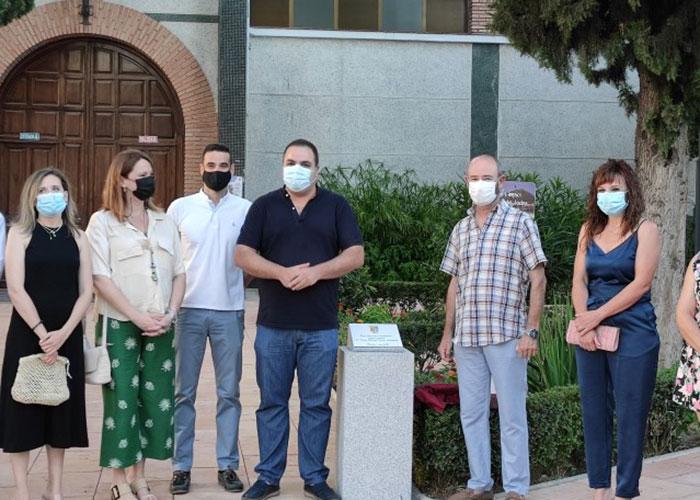 Invertidos más de 50.000 euros en la rehabilitación de la plaza Beato Manuel Aranda en Monte Lope