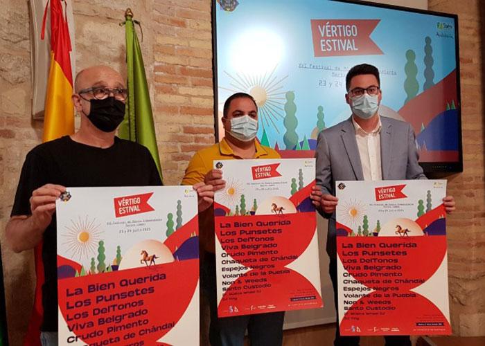 Una decena de bandas conforman el cartel del XVI Festival de Música Independiente Vértigo Estival