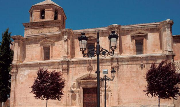 Iglesia de la Inmaculada Concepción de Huelma