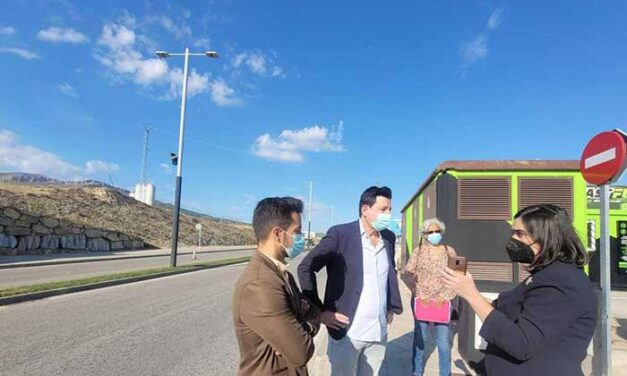 El Ayuntamiento de Jaén traslada mañana el Mercadillo a la Ronda de Marroquíes con motivo de la preparación del recinto ferial para las próximas Fiestas San Lucas