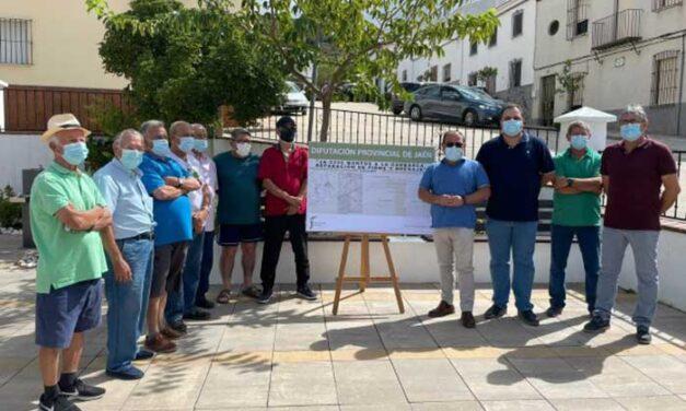 Más de 500.000 euros para mejorar la JA-3306 que enlaza a Martos con La Carrasca