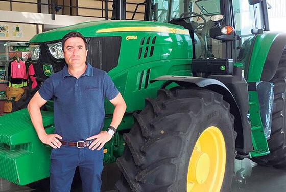 """Agritrasa Autoagrícola: """"Nuestro negocio no es ganar dinero con los tipos de interés, sino vender tractores"""""""