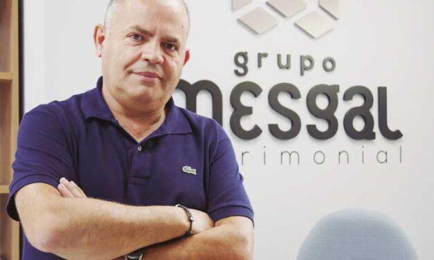 Fulgencio Meseguer Galán, empresario y presidente de la Fundación Meseguer
